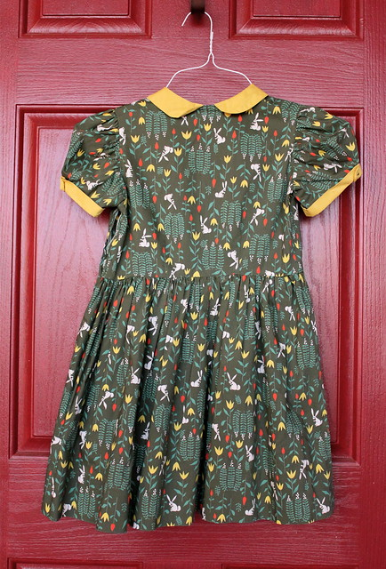Prettiest Woodland Vintage Dress EVER!