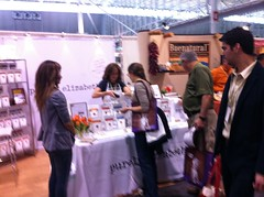 Natural Food Expo Boston Booth