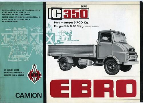 EBRO C 350