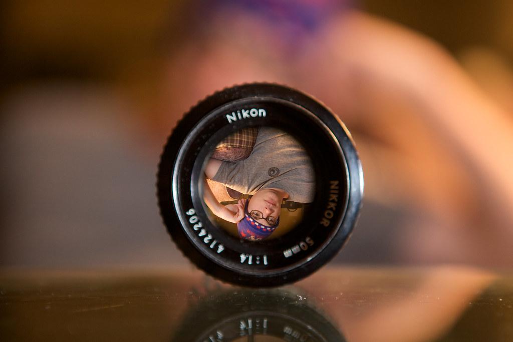 Me Through The Lens