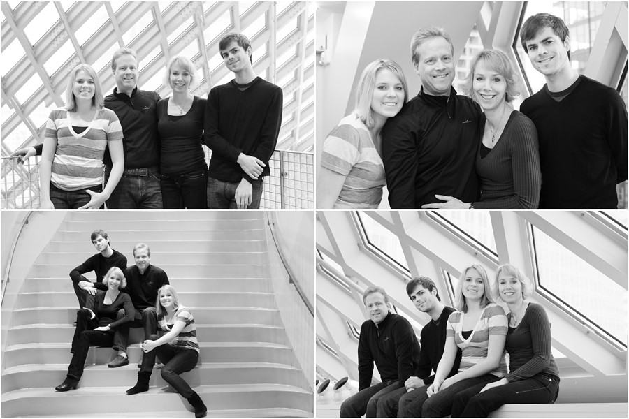Vincent Family | Downtown Seattle Library