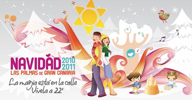 Navidad 2010 - Las Palmas de Gran Canaria