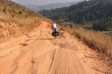 Towards Cameroon