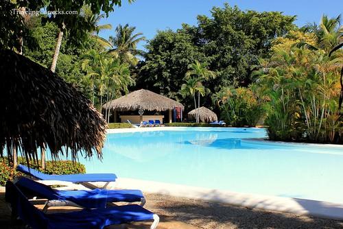 Adult Pool at Bavaro Princess Resort