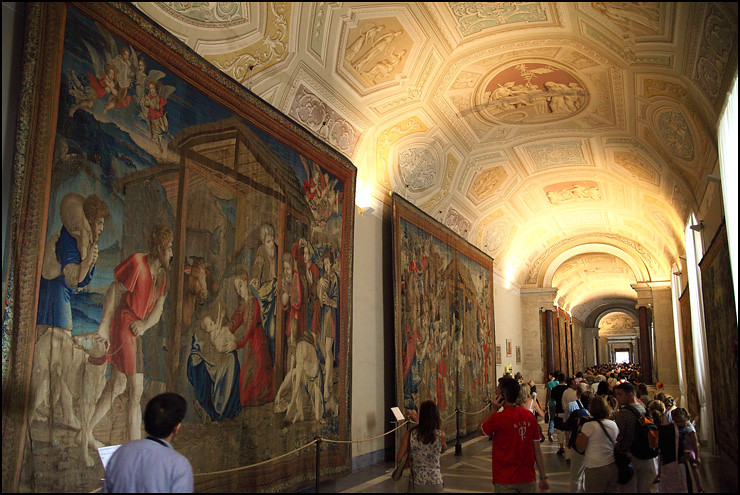 paintings-on-corridor