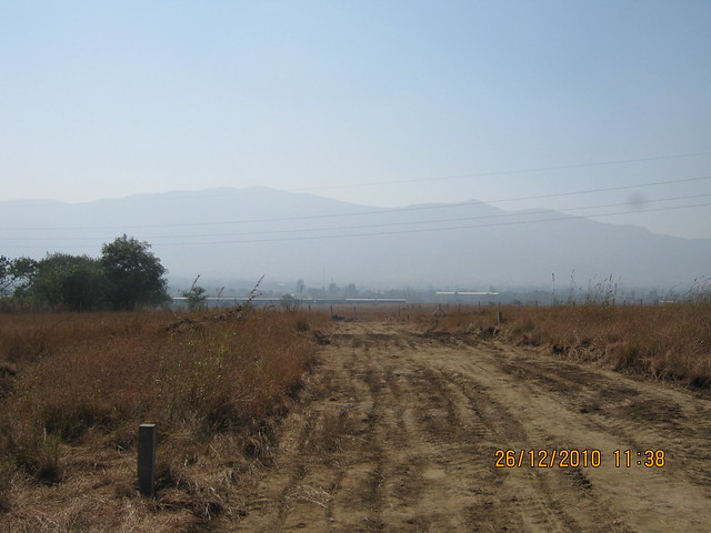 You can see the railway from Majestic  NA Bungalow Plots:  at Kanhe Phata - near Vadgaon - Talegaon, walking distance from Kanhe Railway Station, on Old Mumbai Pune Highway (NH 4)