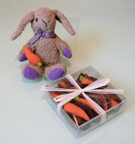 Carrots for Buttons