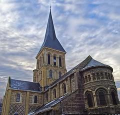 IMGP0174- Eglise Saint Vincent de Paul Le Havre France (Rolye) Tags: church paul yahoo google image pentax images picturesque glise saintvincent flickraward k20d