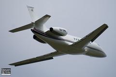 CS-DNS - 139 - Netjets Europe - Dassault Falcon 2000 - Luton - 100504 - Steven Gray - IMG_0770