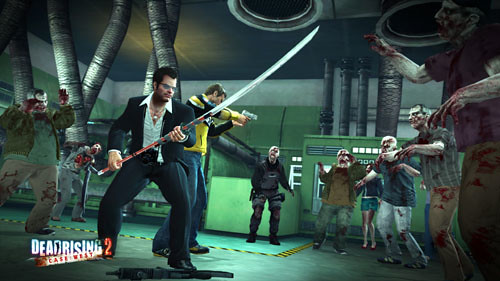 Dead Rising 2: Case West Security Camera Locations Guide