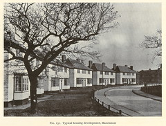 "Manchester City Council Housing department - ""typical housing development"" - Haveley Road, Wythenshawe, Manchester, c1940 (mikeyashworth) Tags: manchester 1940s suburbs wythenshawe councilhousing manchestercitycouncil benchill manchesterhousing manchestercouncilhousing haveleyroad mikeashworthcollection"