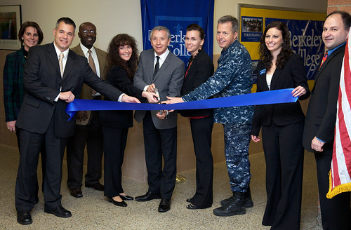 Berkeley College Celebrates Opening of Business Degree Program at Joint Base Mcguire-Dix-Lakehurst