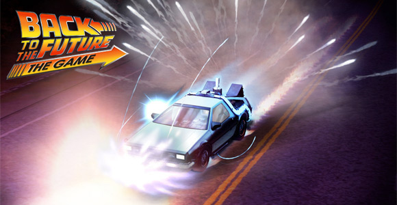 Back to the Future: The Game - Doc & Marty