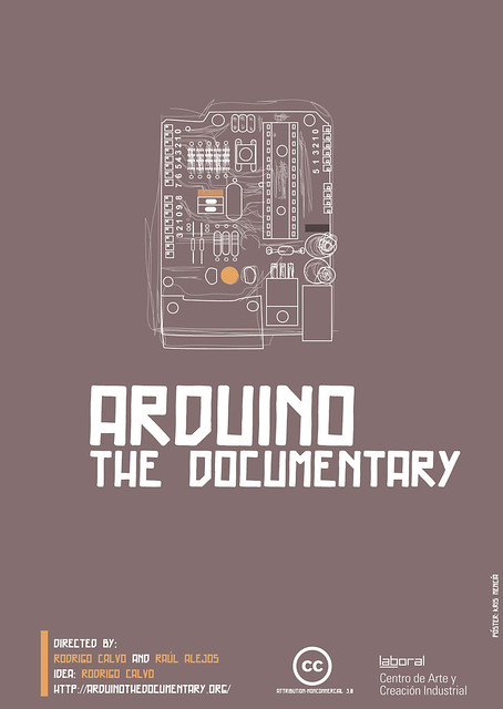 Arduino the Documentary - Poster