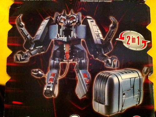 toaster / transformer