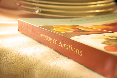 Holidays Day 31 - Gather your thoughts + Musing Day 17 - Celebrate
