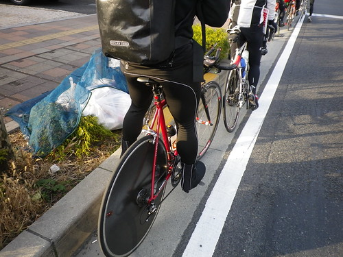 ZaikouさんのTTバイク