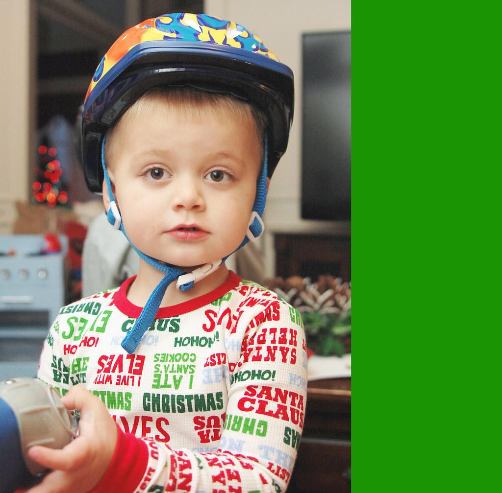 Jayden bike helmet 2010