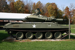 US M551 Sheridan Tank (RickM2007) Tags: tank michigan usmilitary olivedrab battletank ustank lighttank sheridantank militarytank vfwpost araav armoredreconnaissanceairborneassaultvehicle m551sheridantank lightmilitarytank m551tank