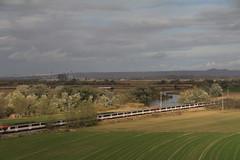 Antigua lnea Madrid Toledo (turismoytren.com) Tags: tren toledo ciudadreal ferrocarril renfe altavelocidad puertollano adif infraestructuras avemadridsevilla