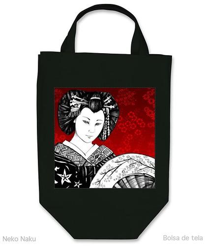 Bolsa Geisha