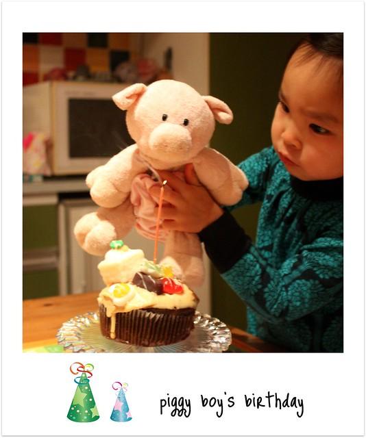 piggy's birthday