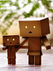 danbo (Ronggur Habibun) Tags: toys actionfigure danbo revoltech danboard