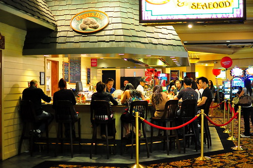 Oyster Bar at Palace Station - Las Vegas
