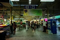 Inside อตก. market.