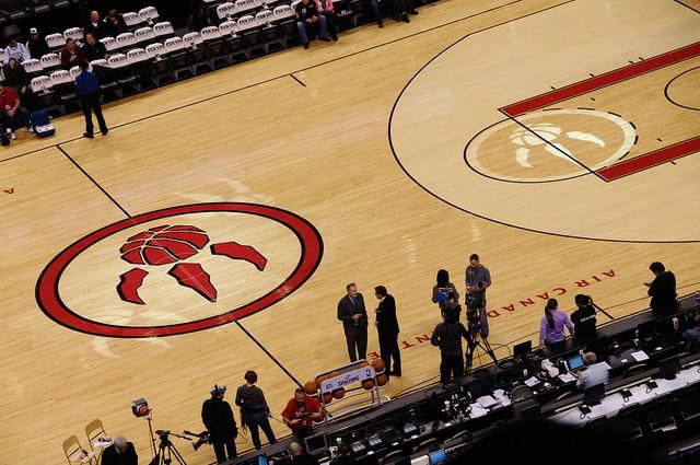 加拿大遊學日記14 (NBA)