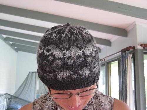 Deathflake hat