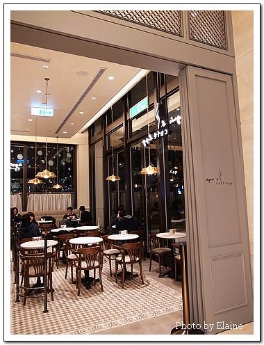 agnes b.cafe 阪急店