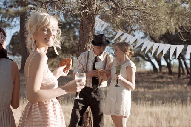 Claire Eliza: Lela + Taylor.