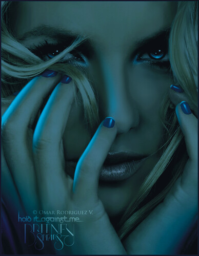 britney spears hold it against me album cover. [ Hold it Against Me