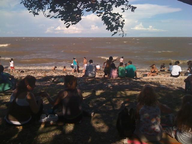 worst beach ever!
