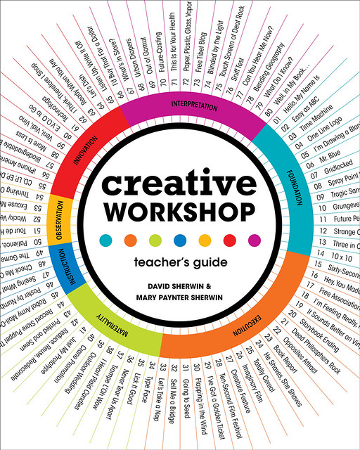 Creative Workshop: Teacher's Guide Cover