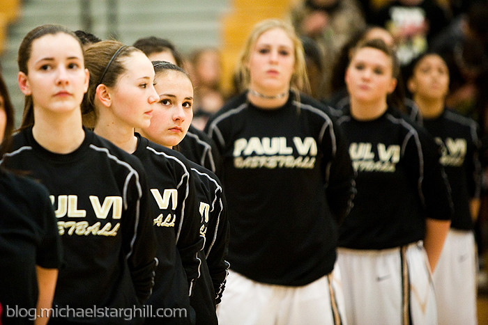 Paul VI Basketball