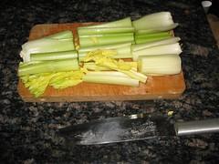 Celery Stocks