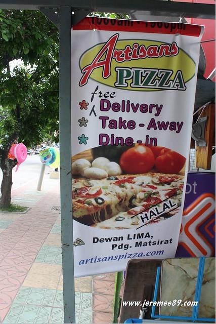 Artisans Pizza @ Langkawi 2
