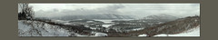 1-12-2010 hudson highlands from putnam co snow nikon 5700a (rvc845) Tags: panorama newyork boat stormking crowsnest tugboat hudsonriver beacon barge breakneckridge uscoastguard stuckintheice russcusick reflectionsonthehudson