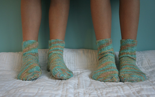 socks & more socks