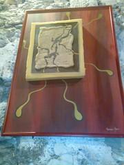 Visual Art 2 (vincenzogreco) Tags: arte di mano venezia ritratti moderna vincenzo greco dipinti binnale capezzali vetrofusione