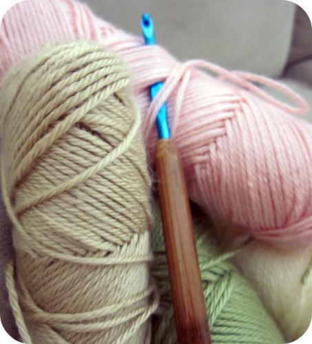 Granny Square Poncho Yarn