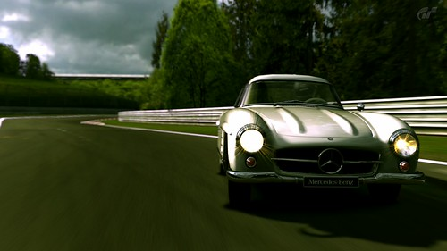 Mercedes 300 SL Coupe 1954