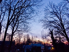 dusk (ehpien) Tags: usa canon dusk maryland bethesda s90 img2297 day16365 16january2011