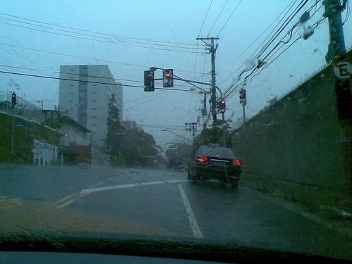 Chuvas na Vila Madalena