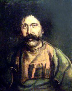 ხევსურის პორტრეტი ~ Khevsuri portrait