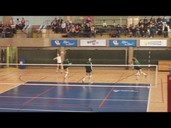 Women's College Volleyball VIDEO Sherbrooke Rouge Et Or VS Universit de Montral Carabins, Practice, Sony A55, Montreal, 16 January 2011 (2) (proacguy1) Tags: montreal practice sonya55 womenscollegevolleyballvideosherbrookerougeetorvsuniversitdemontralcarabins 16january2011