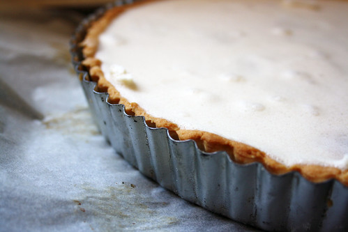 Add Cream Filling - Banana Cream Pie