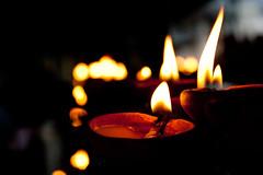 Untitled (Malinthe Samarakoon) Tags: buddhism srilanka lamps kandy oillamps daladamaligawa templeoftooth